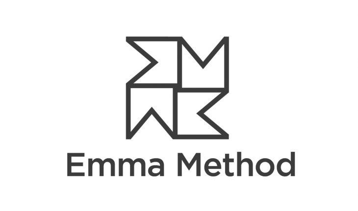 emma method logo design