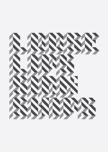 loose lips sink ships dazzle camouflage inspired typography