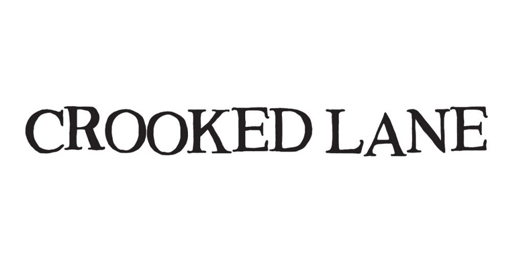 crooked lane independent publisher logo design word mark